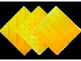 Тактильная плитка из ПВХ