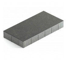 Тротуарная плитка 600х300х80 мм