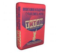 Монтажно-кладочная сухая смесь M200 Титан