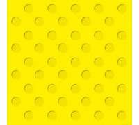 Тактильная плитка из бетона 500х500х50мм (конусообразный риф)